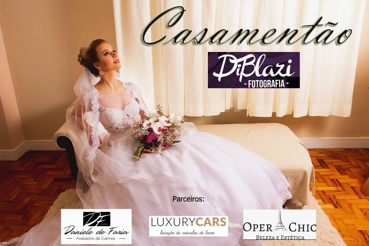 Imagem capa - Casamentão - Assessora de Eventos - Daniele Faria por Ricardo Di Blazi