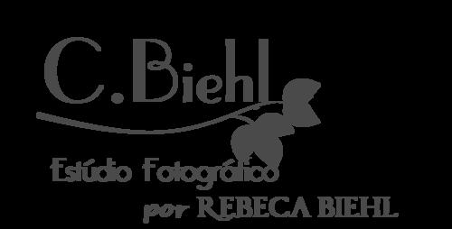 Logotipo de C.Biehl Estúdio Fotográfico