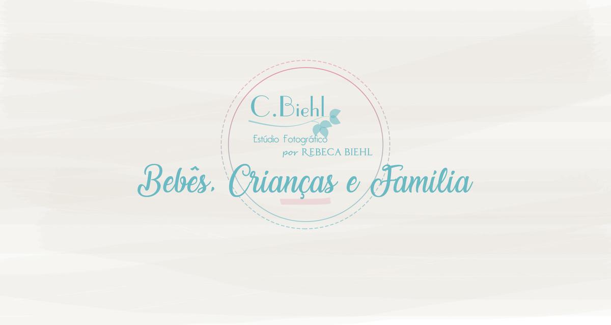 Imagem capa - Book Bebê, Infantil e Família por C.Biehl Estúdio Fotográfico