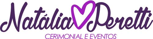 Logotipo de NATALIA PERETTI CERIMONIAL & EVENTOS