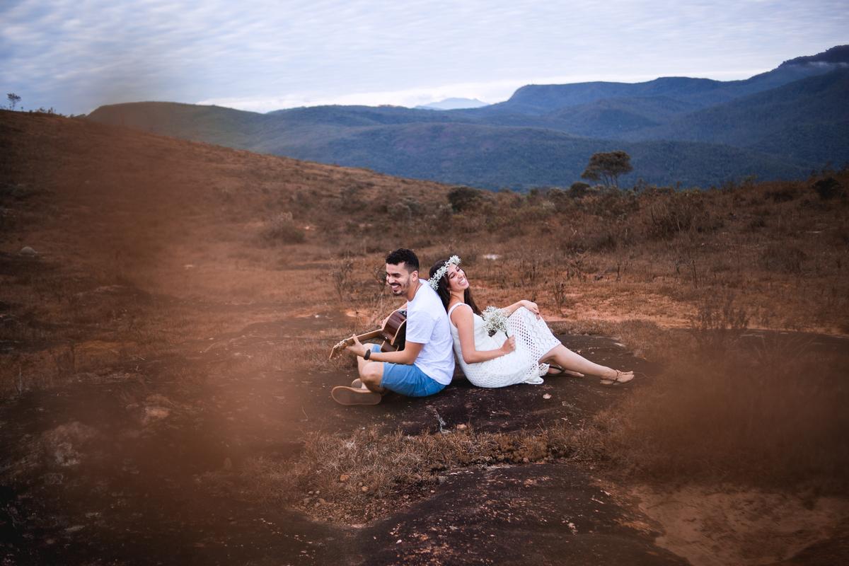 Imagem capa - Jennifer & Raphael - Pré casamento - Lavras Novas por Lucas Amaral Fotógrafo