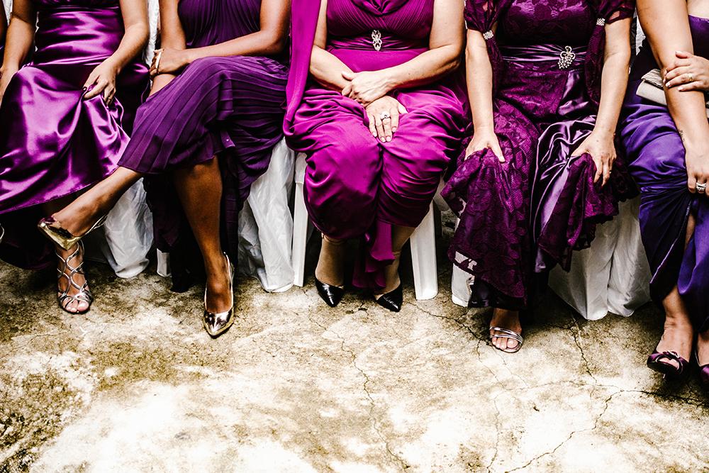 Imagem capa -  Tendências 2018 - Casamentos Ultra Violet por Lya Rocher Fotografia