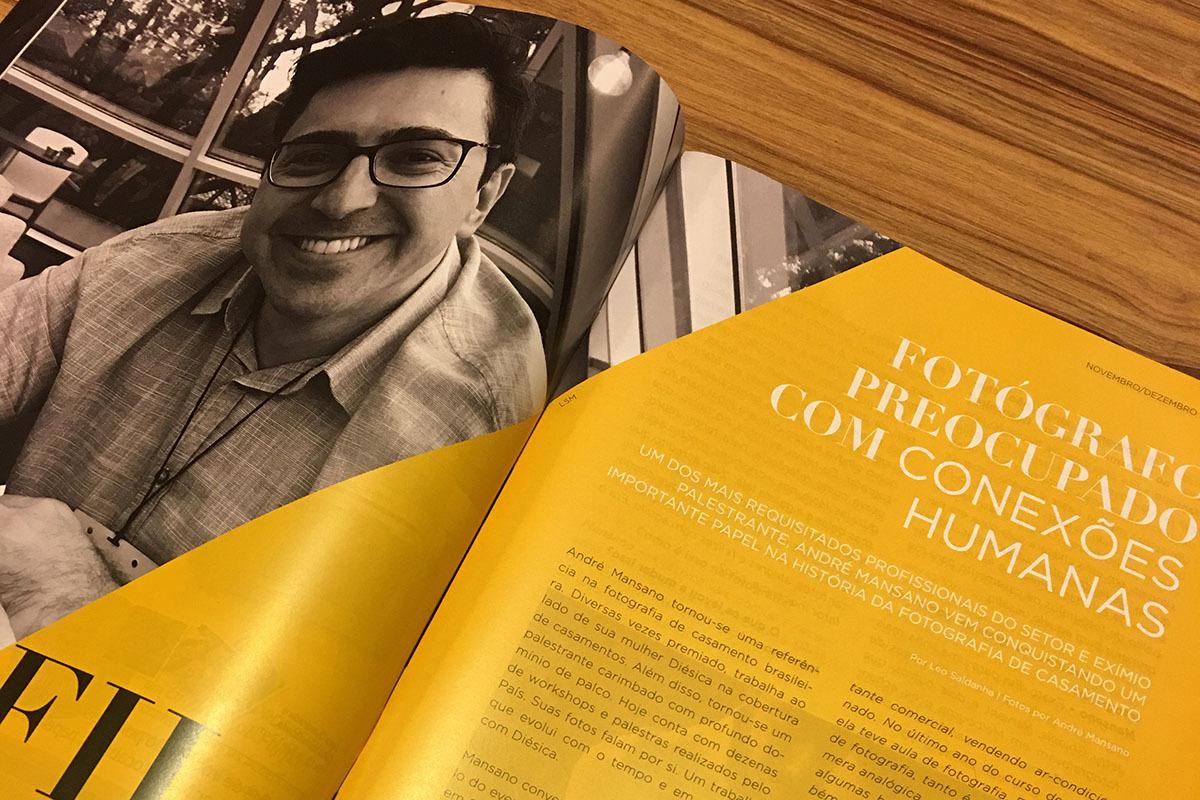 Imagem capa - Entrevista para revista FHOX - André Mansano, um fotógrafo preocupado com as conexões humanas por Mansano Fotografia