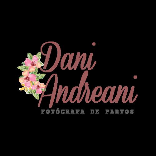 Logotipo de Dani Andreani Fotógrafa de Partos