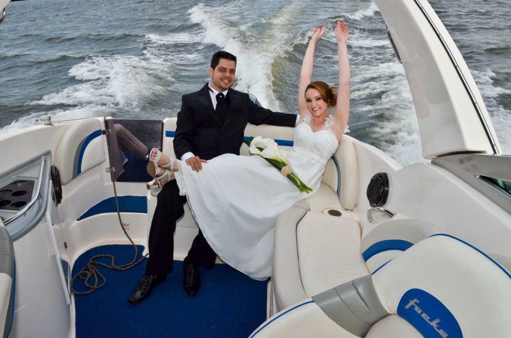 Imagem capa - Nosso Casamento: Sonho que se realizou por Sara Ricci
