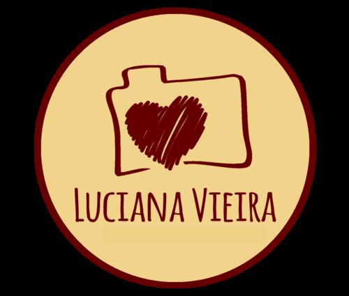 Logotipo de Luciana Vieira Fotógrafa