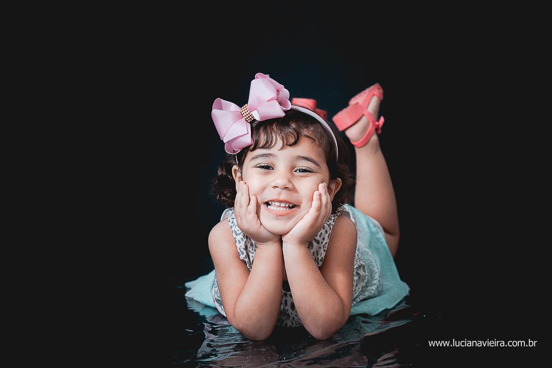 Imagem capa - Ensaio Infantil Estúdio por Luciana Vieira Fotógrafa