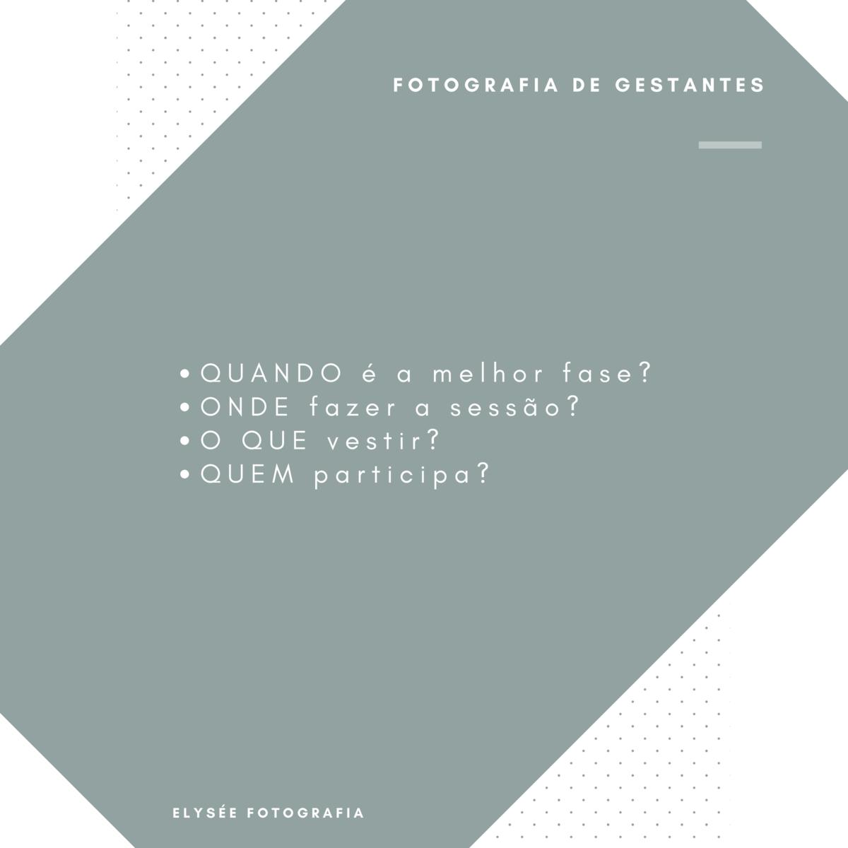 Imagem capa - Fotografia de gestantes por Elysée Nyland