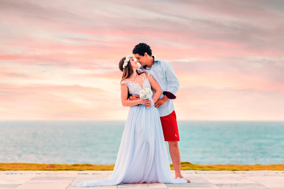 Imagem capa - Elopement Mariana e Matheus em Fortaleza por Bruno Oliveira