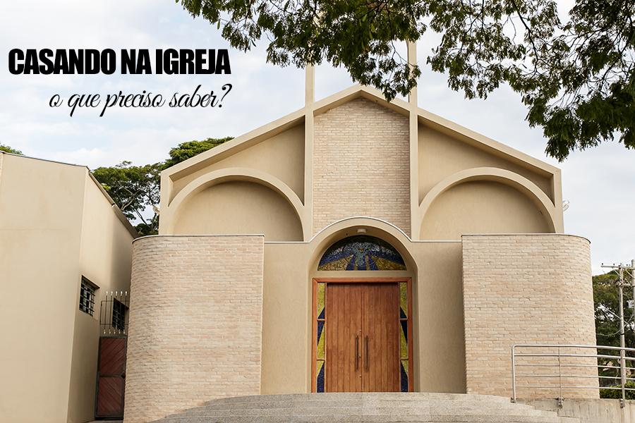 Imagem capa - Casando na igreja, o que preciso saber? por Cristiano Polizello
