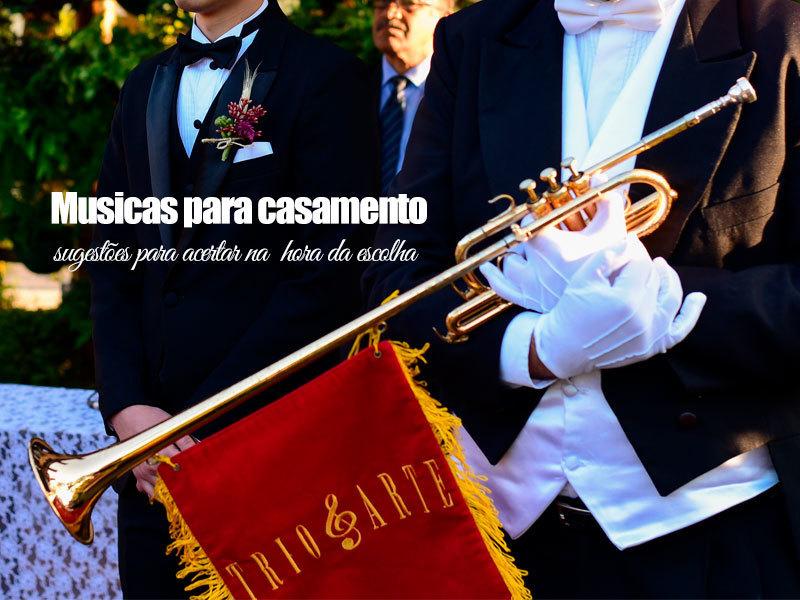 Imagem capa - Músicas para casamento, sugestões para acertar na hora escolha por Cristiano Polizello
