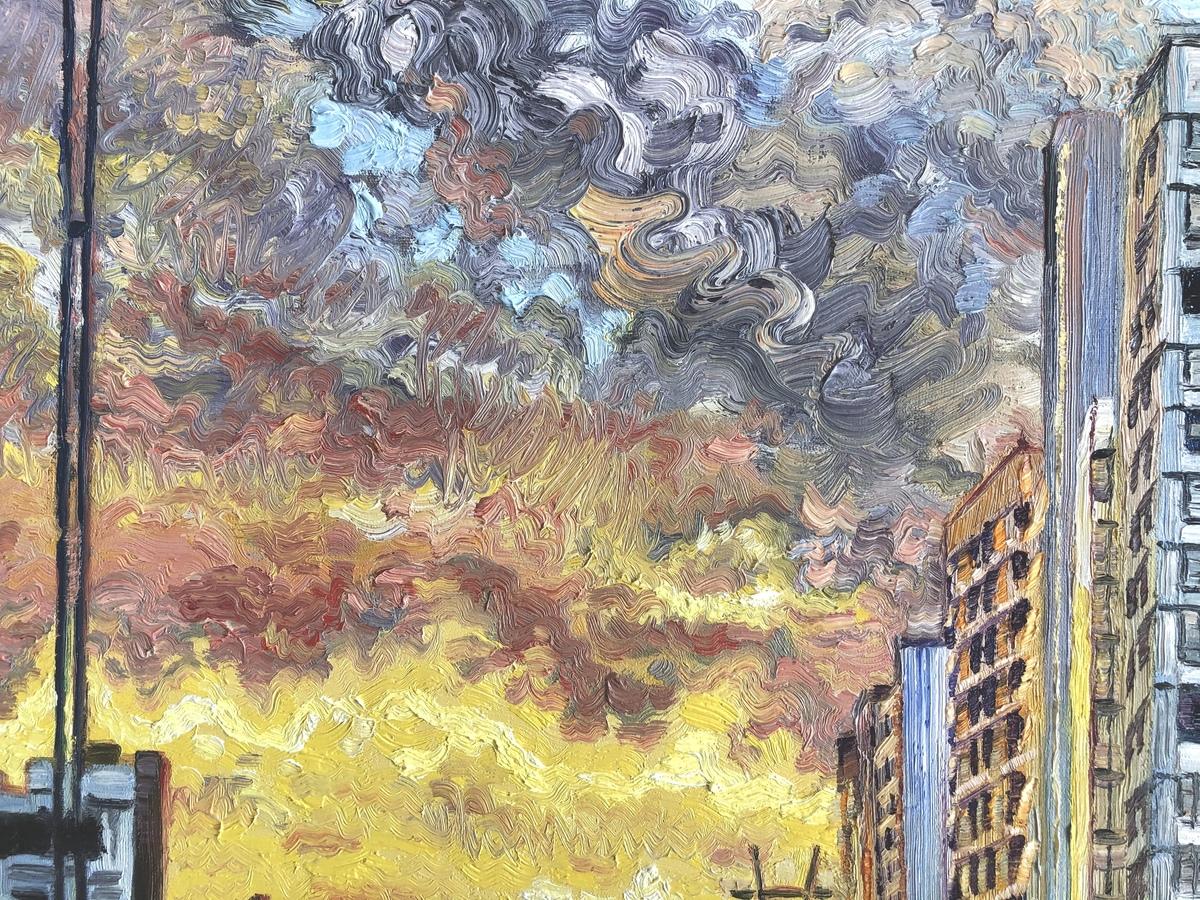 Imagem capa - O tempo por Galeria MoriSarti