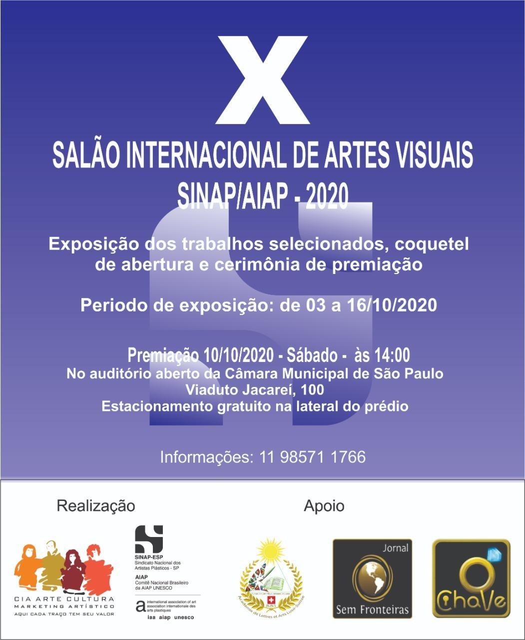 Imagem capa - First official art exhibition in São Paulo  por Galeria MoriSarti