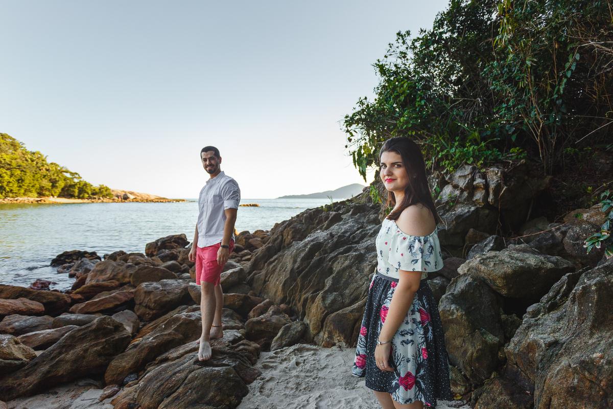 fotorafia de casal na praia das conchas