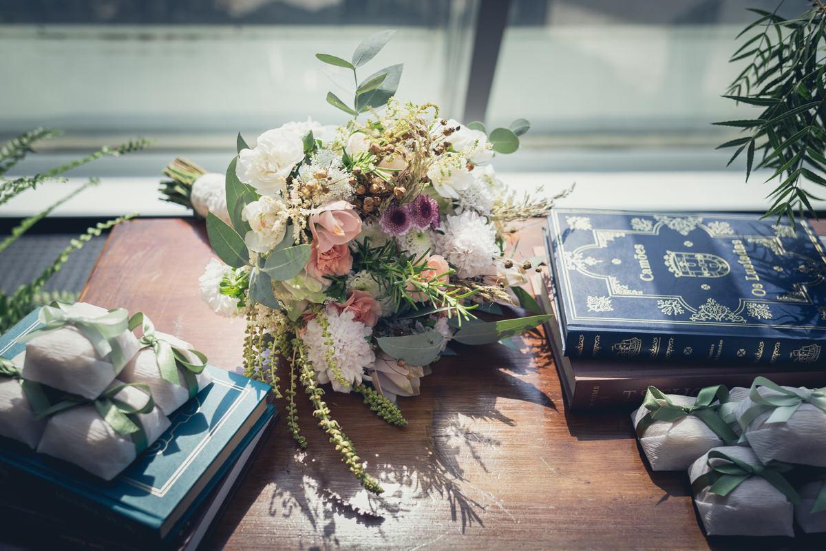 decoração de casamento miniwedding restaurante petí buquê de flores