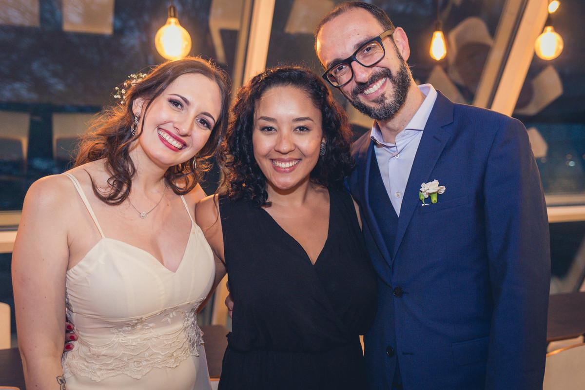 noivos e fotógrafa Bianca Kida