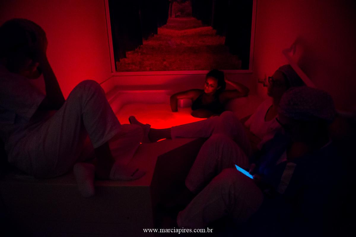 Imagem capa - Iluminação adequada no dia do seu parto por Márcia Pires Fotografia