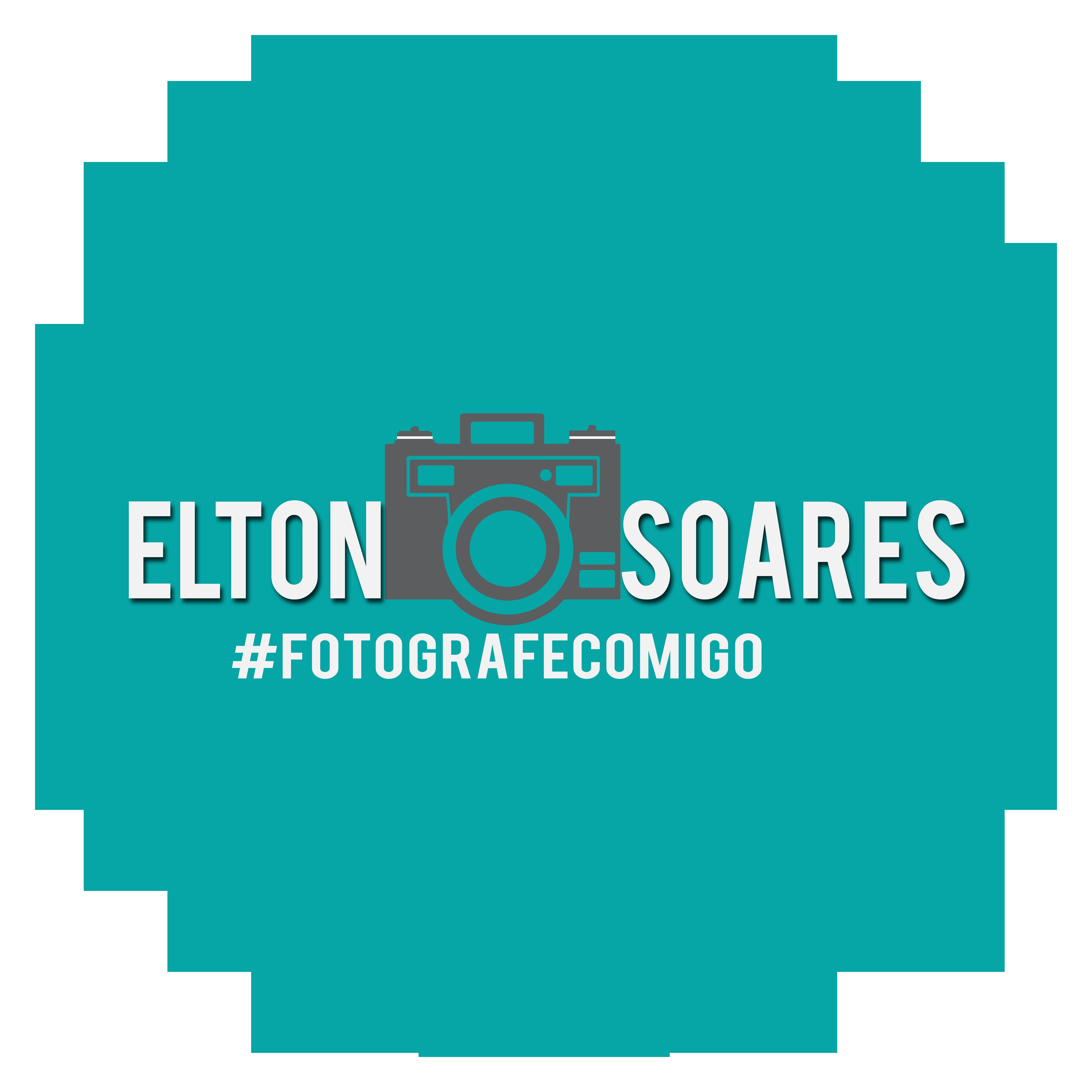 Logotipo de Olá, Sou Elton Soares Fotógrafo de Casamento