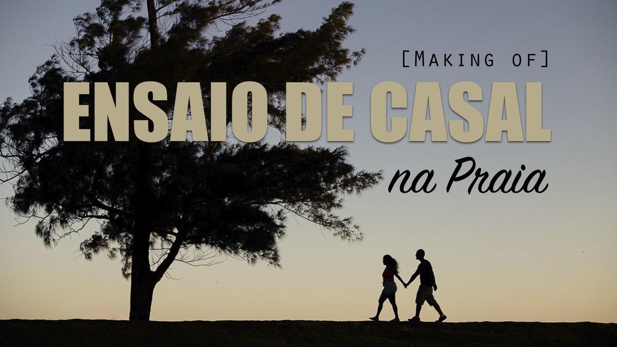 Imagem capa - Ensaio de Casal: O jeito Japa de fazer por Robson Luz