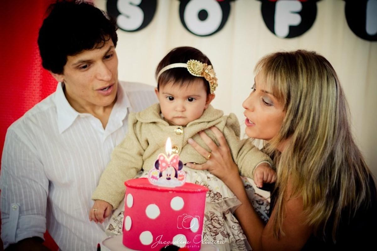 O aniversário da Sofia