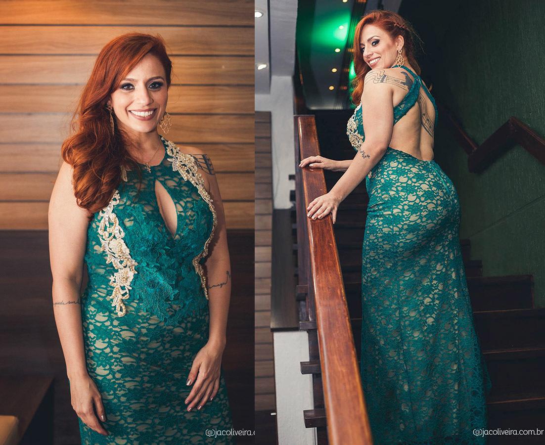 fotógrafo para formatura porto alegre vestido formatura renda verde
