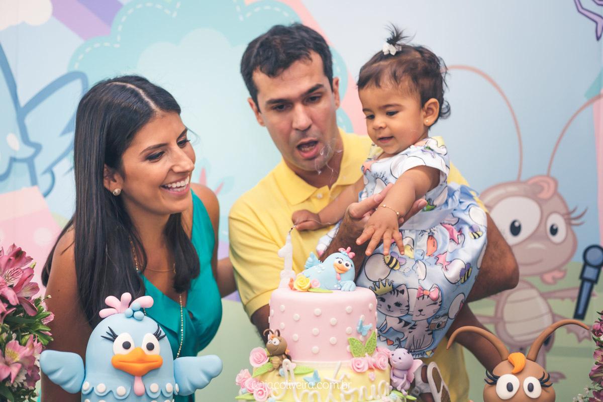 fotografo infantil porto alegre festa aniversario galinha pintadinha