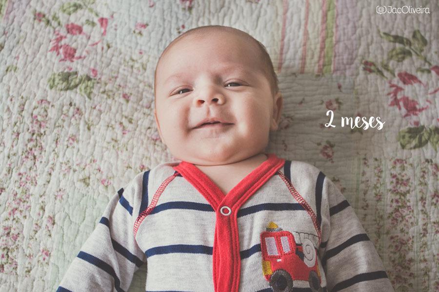ensaio 2 meses do bebê em casa porto alegre