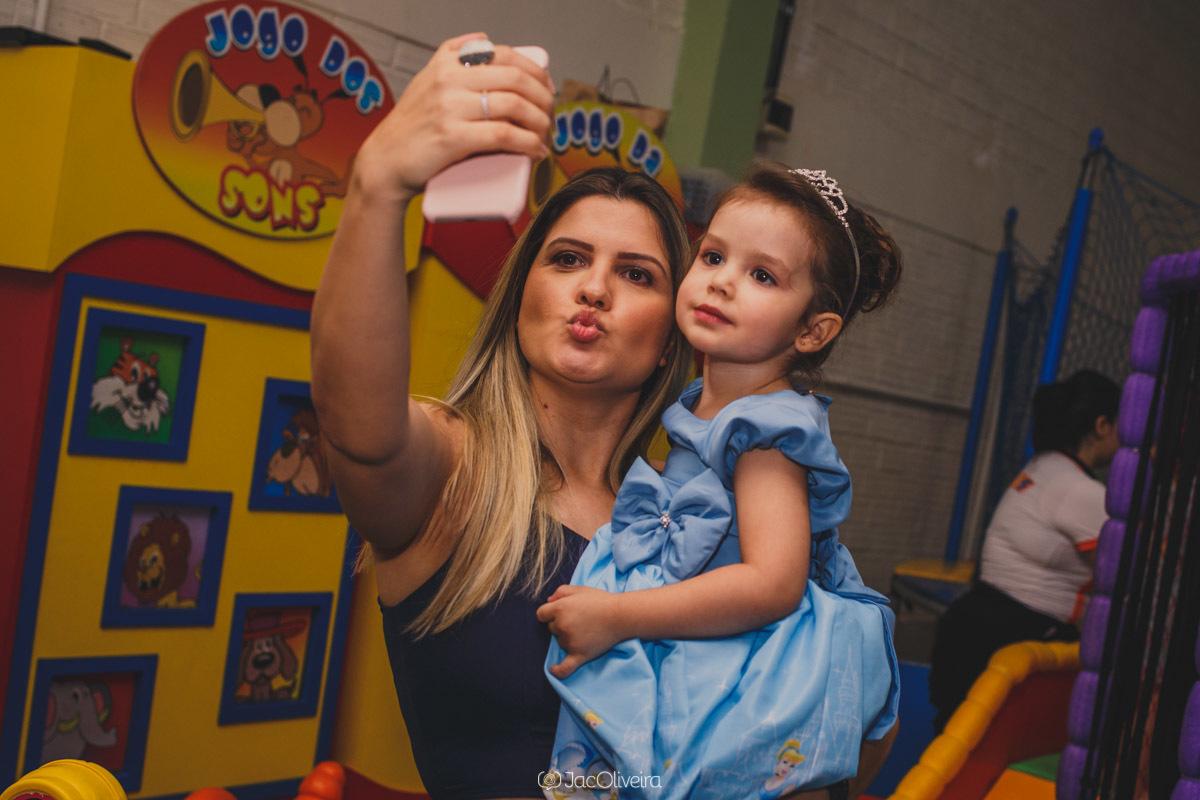 fotógrafo de festa infantil em porto alegre dinda e isabela