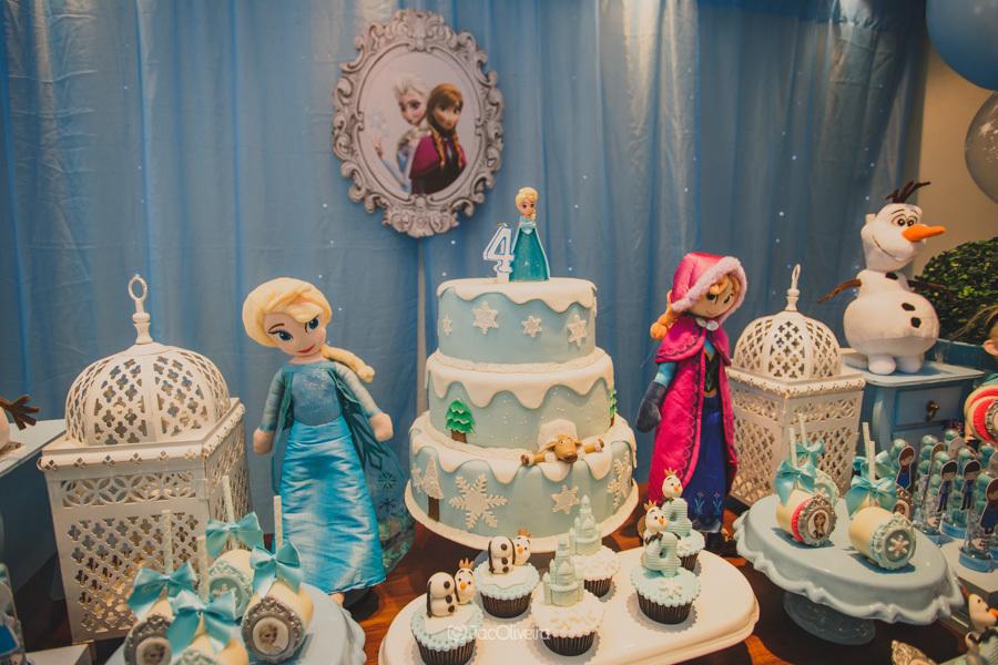 fotógrafo de festa infantil em porto alegre decoração frozen