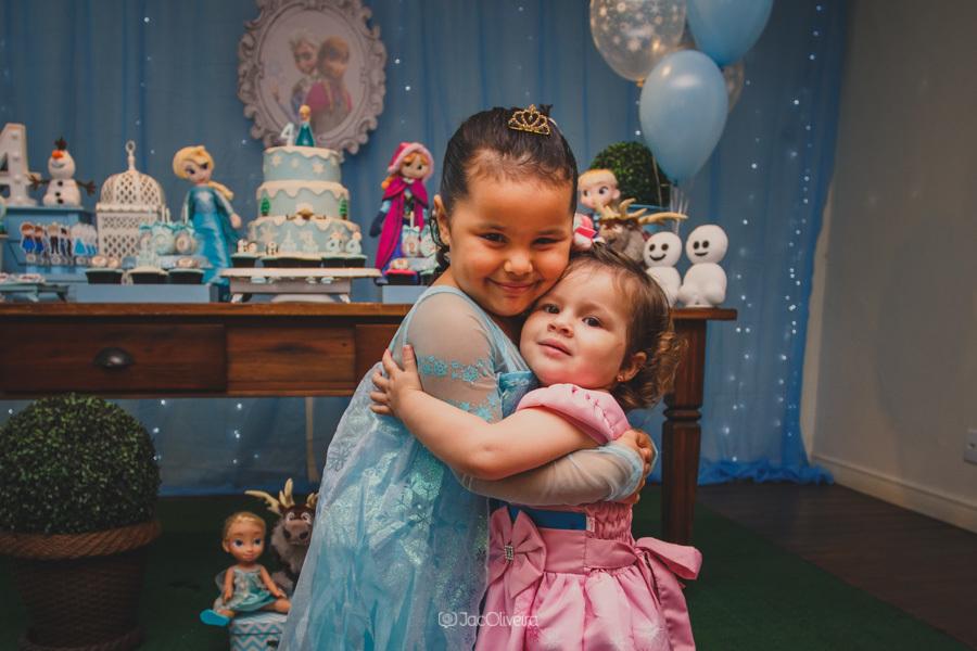 fotógrafo de festa infantil em porto alegre aniversario menina frozen