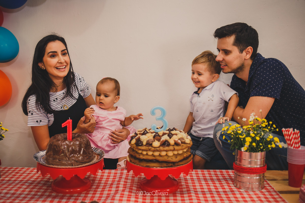 fotógrafa aniversario infantil porto alegre charqueadas parabéns da familia