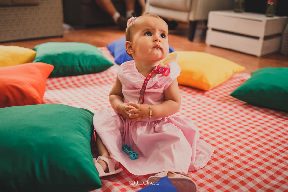 fotógrafa infantil porto alegre charqueadas menina na festa de um ano