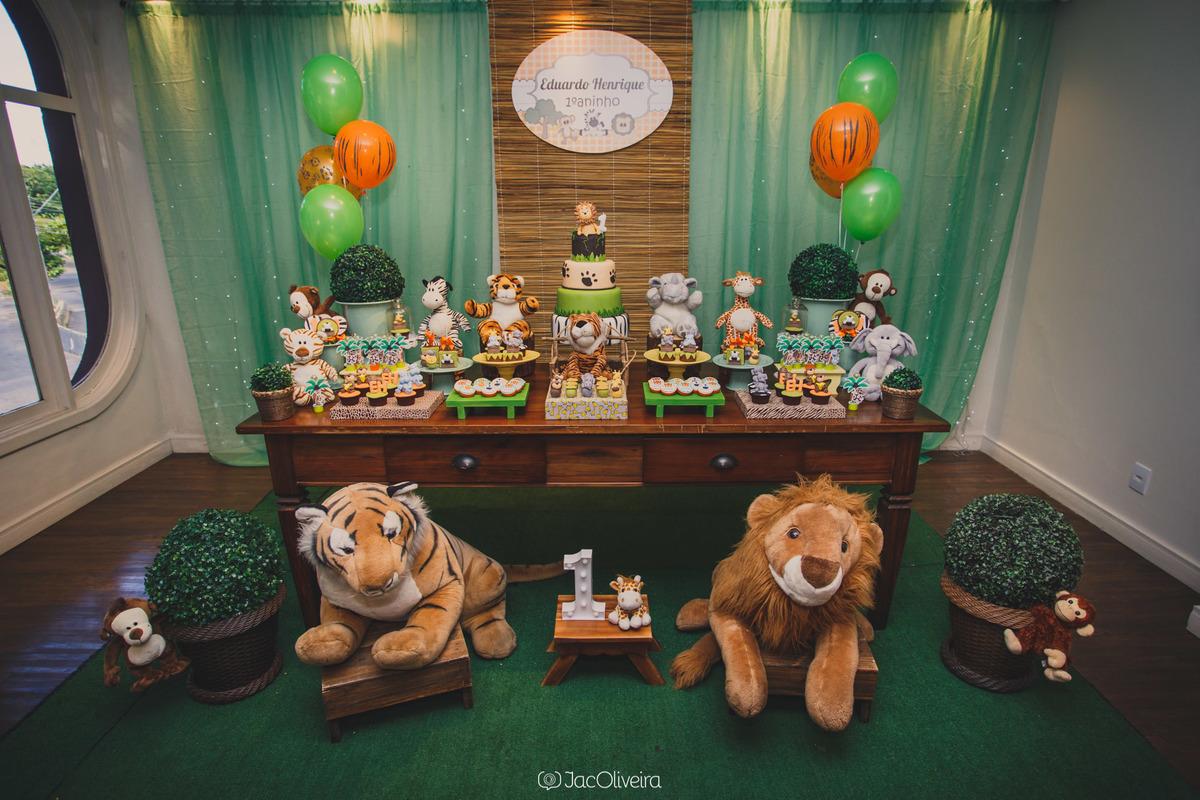 decoracao infantil porto alegre aniversário infantil megafesta selva