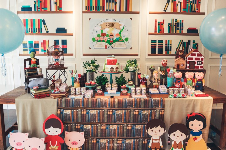 Imagem capa - Dicas para organizar festas infantis por Jac Oliveira