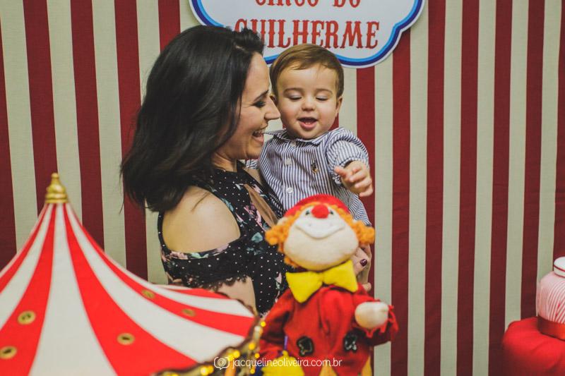 fotografo porto alegre festa 1 ano circo guilherme