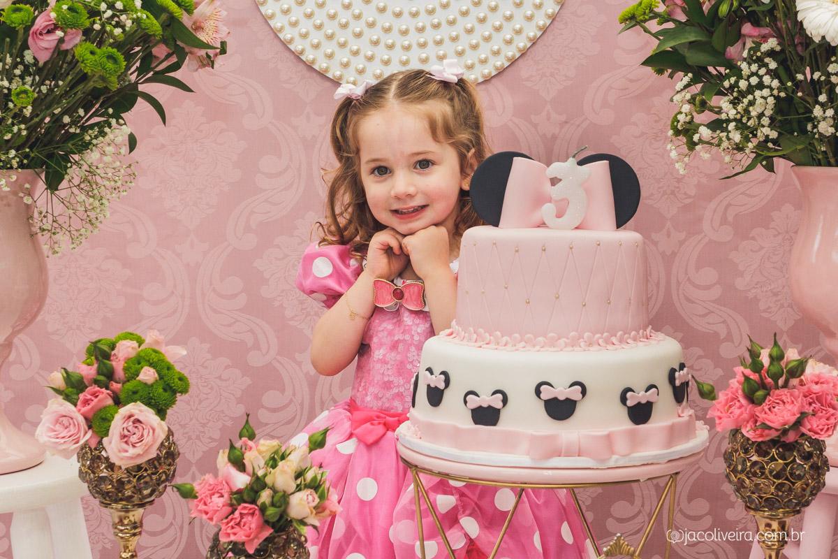 fotografo infantil porto alegre aniversário menina minnie rosa jac oliveira