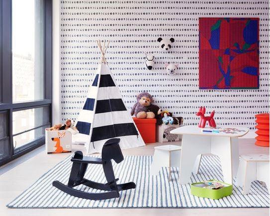 Imagem capa - Decoração Lúdica para a brincadeira das crianças por Jac Oliveira