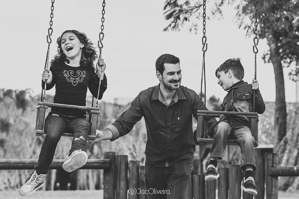 Imagem capa - Especial Dia dos Pais - Emerson, pai em todas as horas por Jac Oliveira