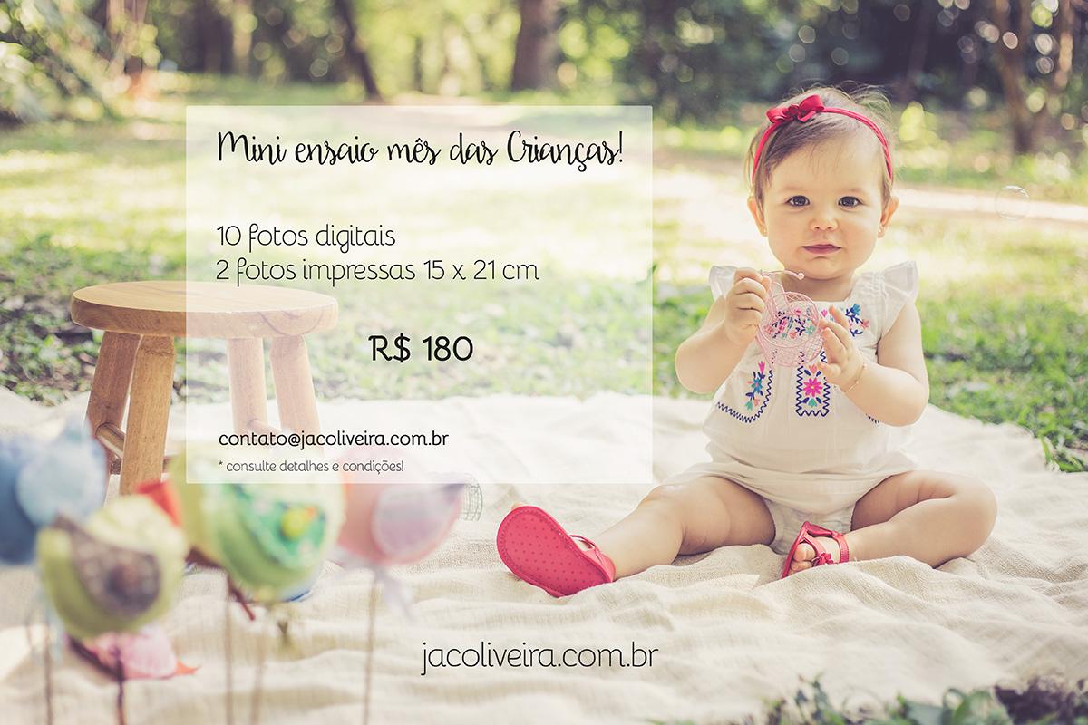 Imagem capa - Promo Dia das Crianças! por Jac Oliveira