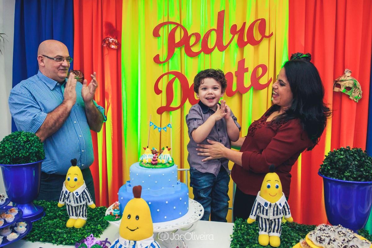 fotografo em porto alegre aniversario infantil bananas de pijamas