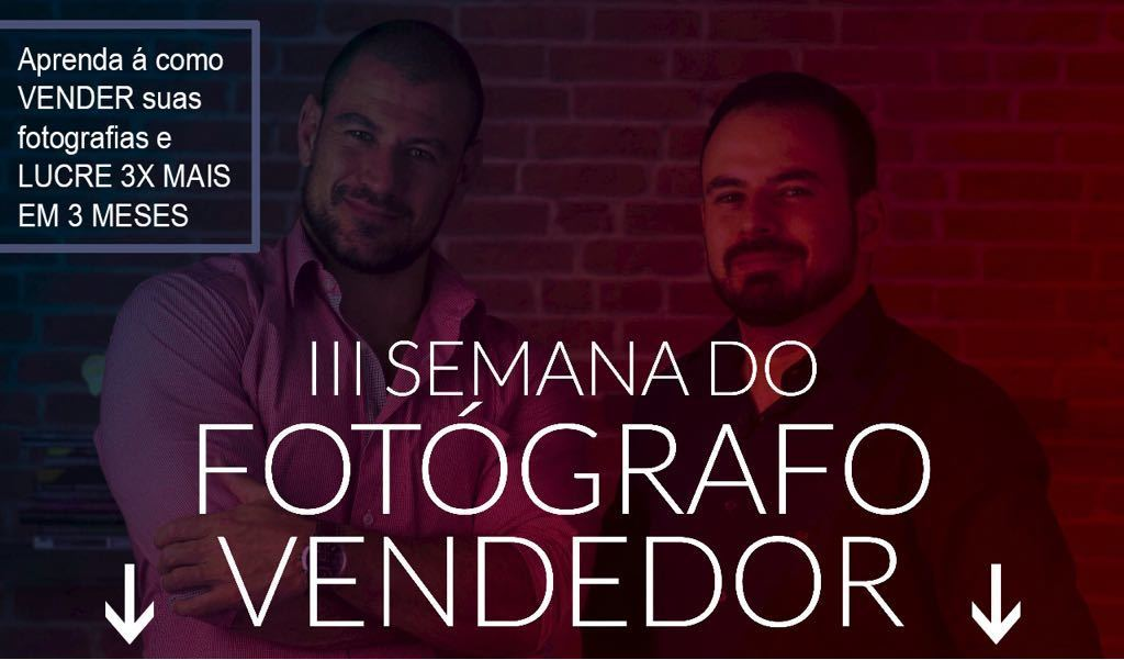 Imagem capa - Como Vender Suas Fotografias por Luciano Steffler Fotógrafo