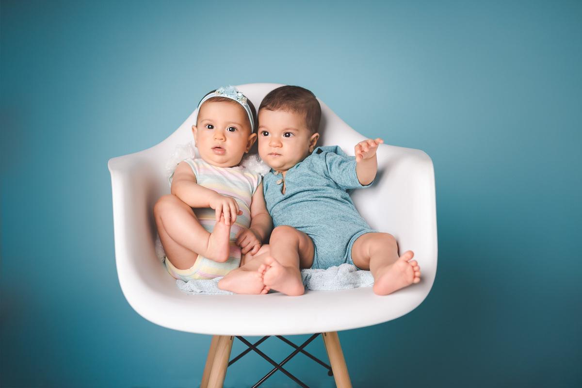 Imagem capa - {Bebês} Lael e Ester por Bernazzi Fotografia