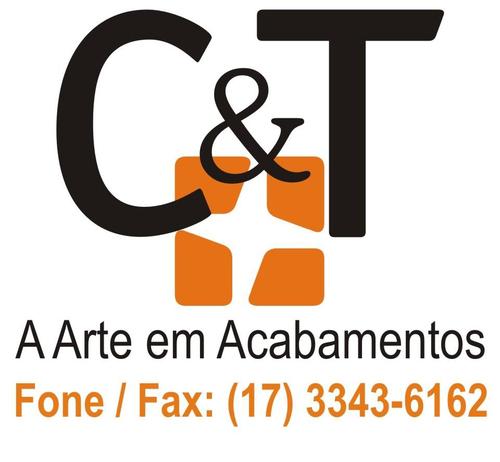 Logotipo de C&T ACABAMENTOS E HIDRAULICA LTDA ME