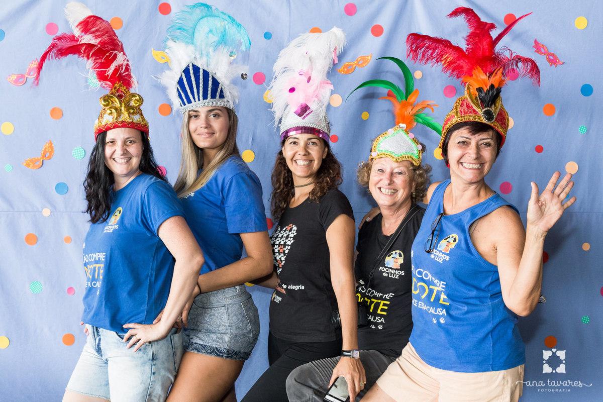 Carnaval , fotografia de família, Cidade das Artes,Focinhos de Luz