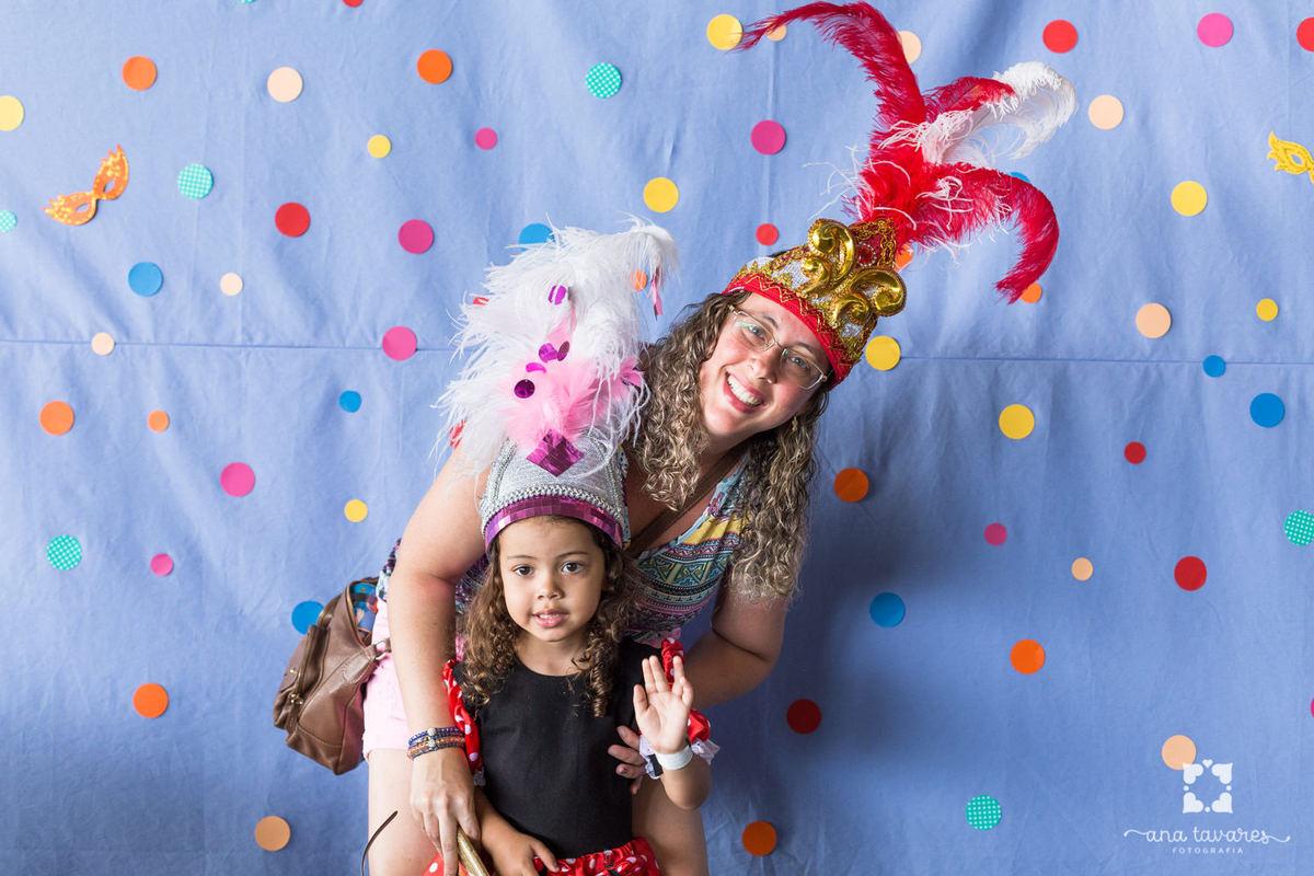 Carnaval , fotografia de família, Cidade das Artes