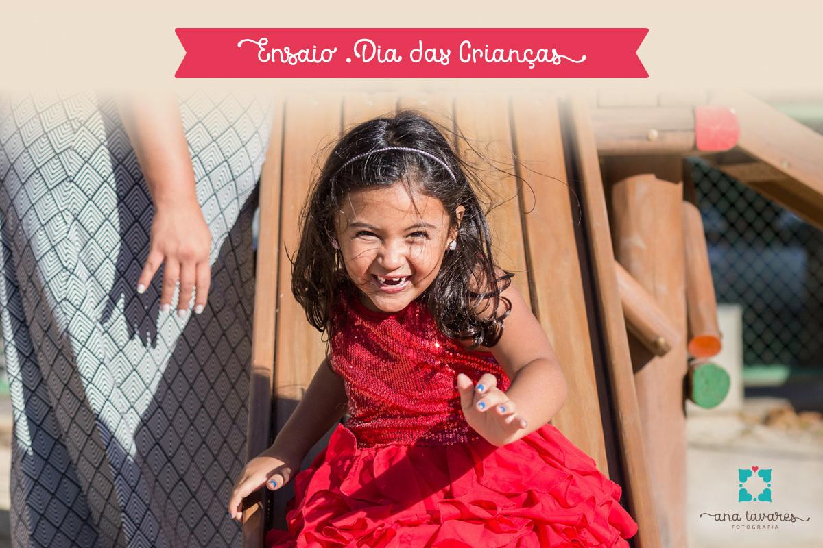 Imagem capa - Ensaio - Dia das Crianças por Ana Tavares Fotografia