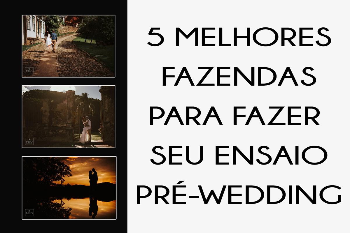Imagem capa - 5 Melhores Fazendas para Fazer Ensaio no Sul Fluminense por Yuri Lanes Melo