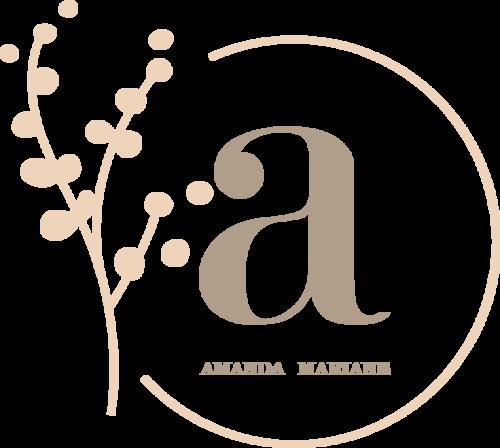 Logotipo de Amanda Mariane Fotografia