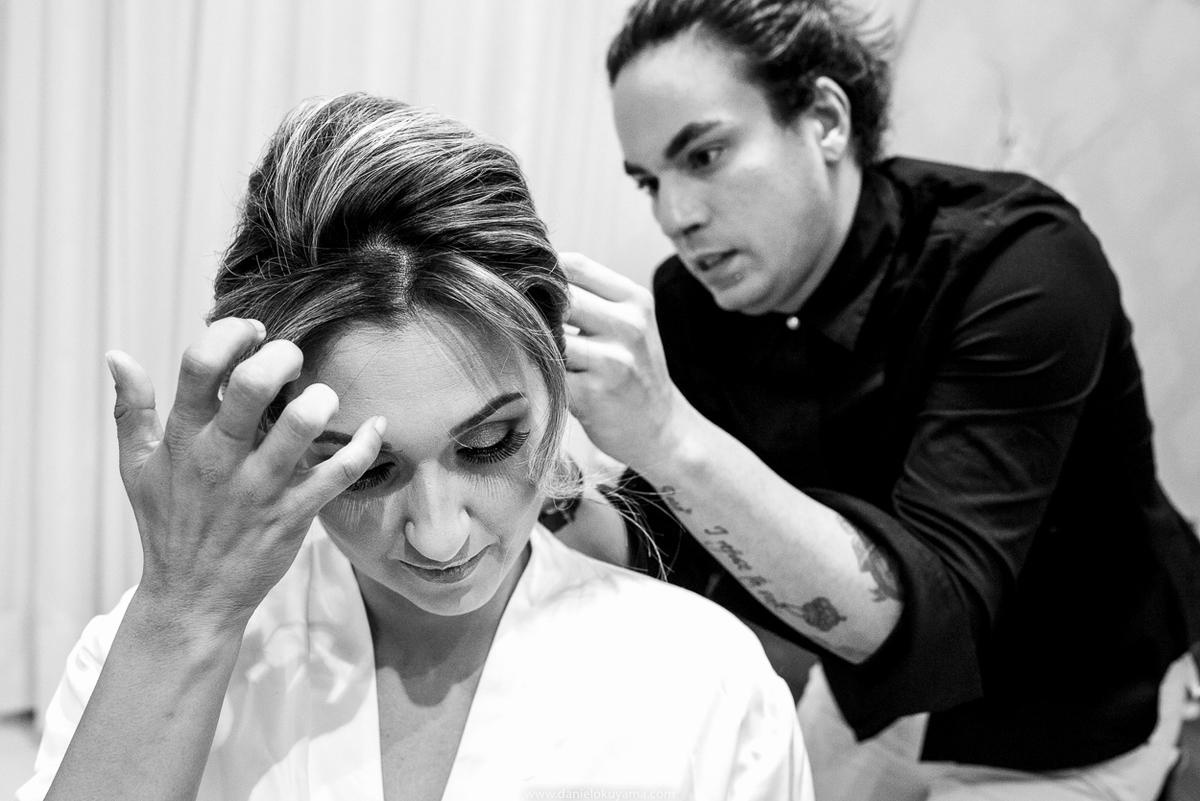 making of da noiva em santos -sp Agatti maquiagem
