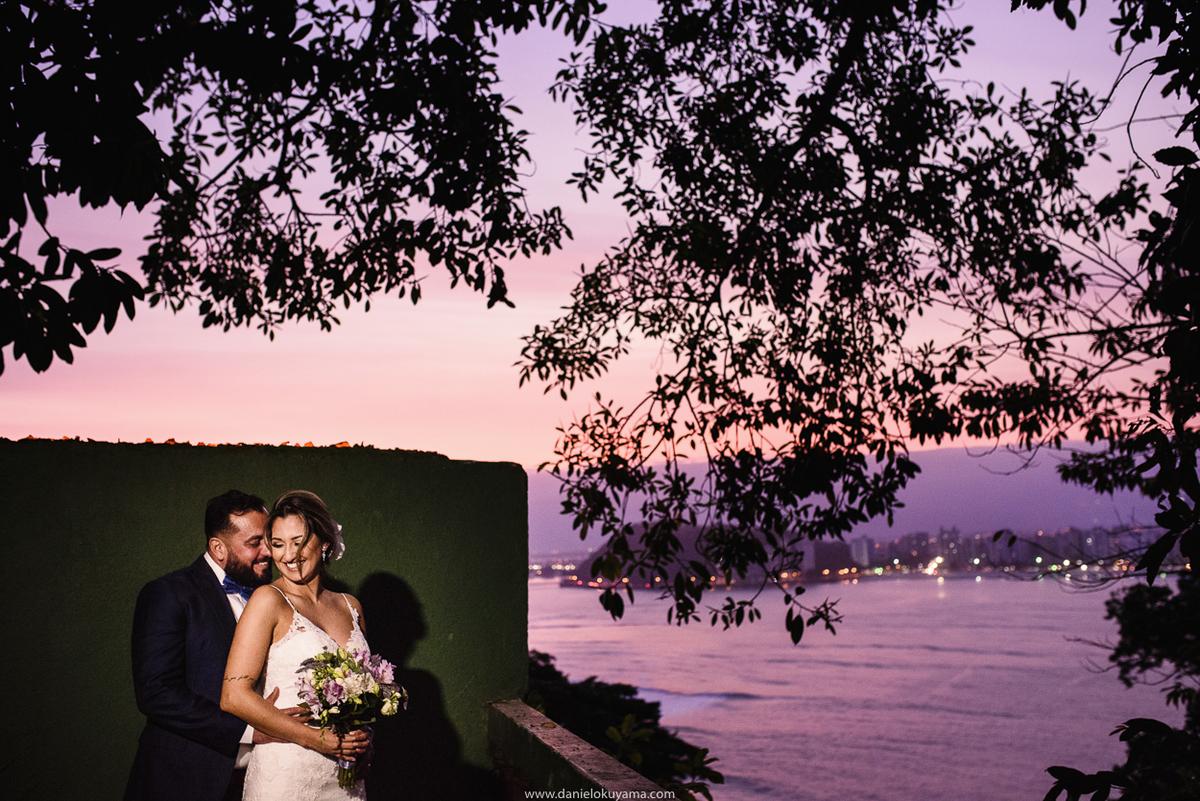 casamento na mansao da ilha com por do sol casamento em santos por do sol fotografo de casamento em santos